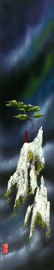 Quand le ciel célèbre... - Beaupré, Martin - Artistes - Galerie Beauchamp