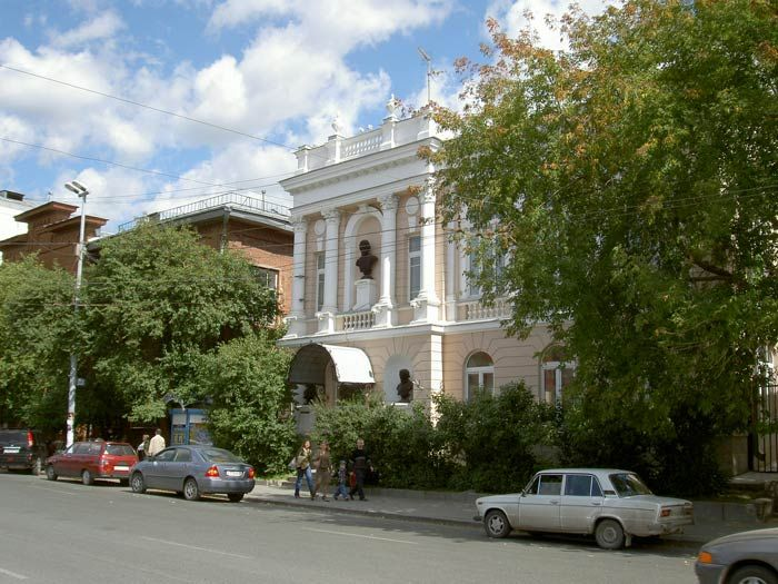 Сверддовская областная библиотека для детей и юношества ( фото Старцев)
