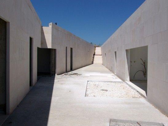 Viviendas @ Quinta do Bom Sucesso - 313 Óbidos, Portugal by Gonçalo Byrne Arquitectos