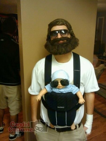 alan from the hangover funnymovie charactersfunny great halloween costumesfunny - Funny Character Halloween Costumes