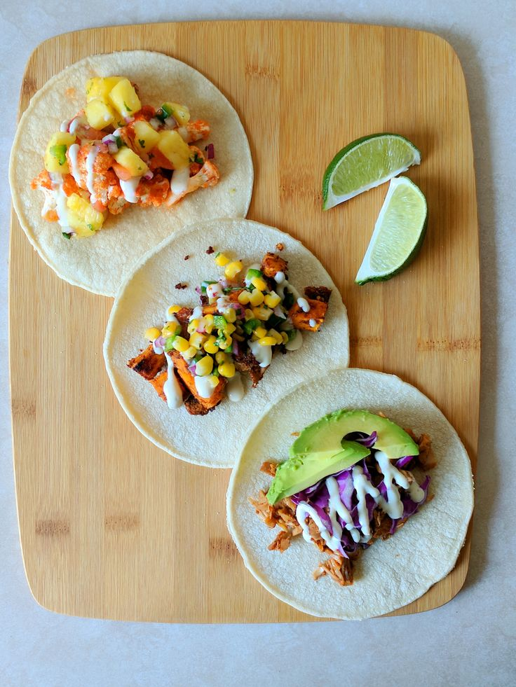 Today is national taco day! Who doesn't love tacos, especially vegan tacos! I don't think I ever had a bad taco in my life, whoever invented tacos was a genius! So in honor of national
