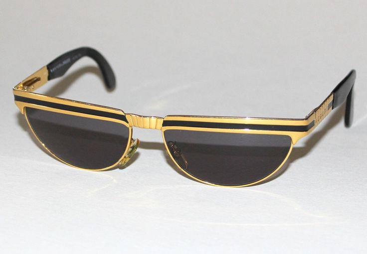 Vintage VOGART by POLICE Sonnenbrille - 80er Jahre Occhiali Sunglasses Lunettes 4
