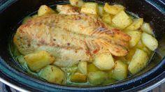 Πέρκα μαριναρισμένη στο φούρνο για τέλεια γεύση !!!!