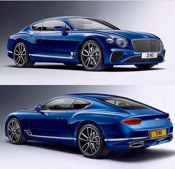 "37 Likes, 2 Comments - @allsaints786 on Instagram: ""#bentley #gt #luxury #luxurystyle #luxurycar #lux #1 #millionaire #billionaire #2018"""