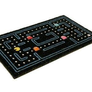 Felpudo Comecocos (Pac-man) / Pac-man Doormat · Tienda de Regalos originales UniversOriginal