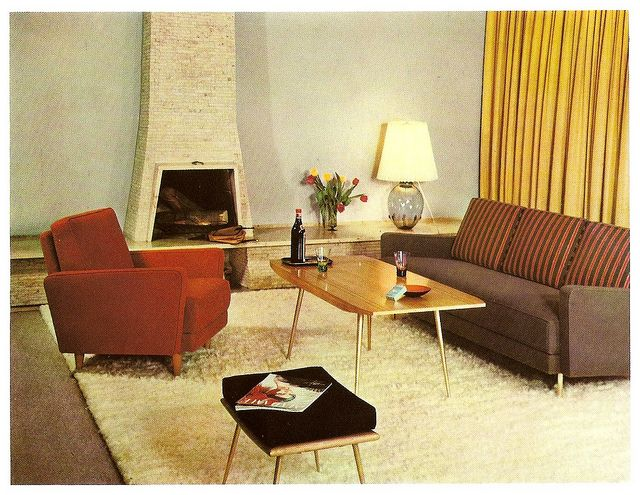 The 25 best 1960s decor ideas on Pinterest Mid century Mid
