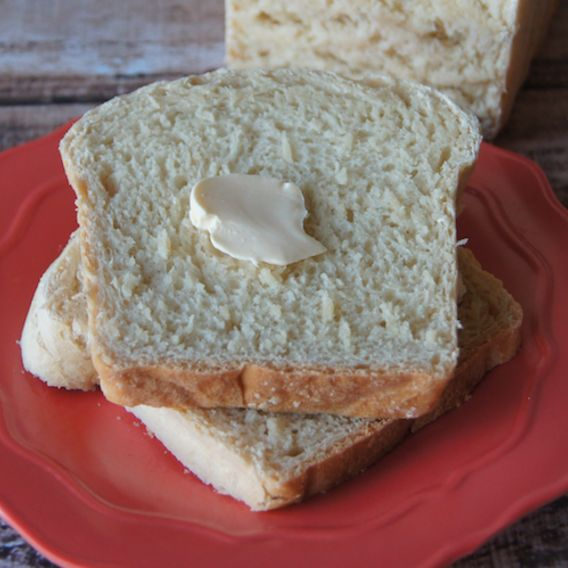 Crustless Crock-Pot Sandwich Bread. Say goodbye to the days of cutting crusts off of every kids' sandwich.