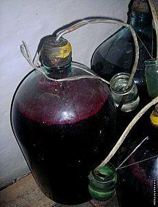Рецепт приготовления домашнего вина из винограда