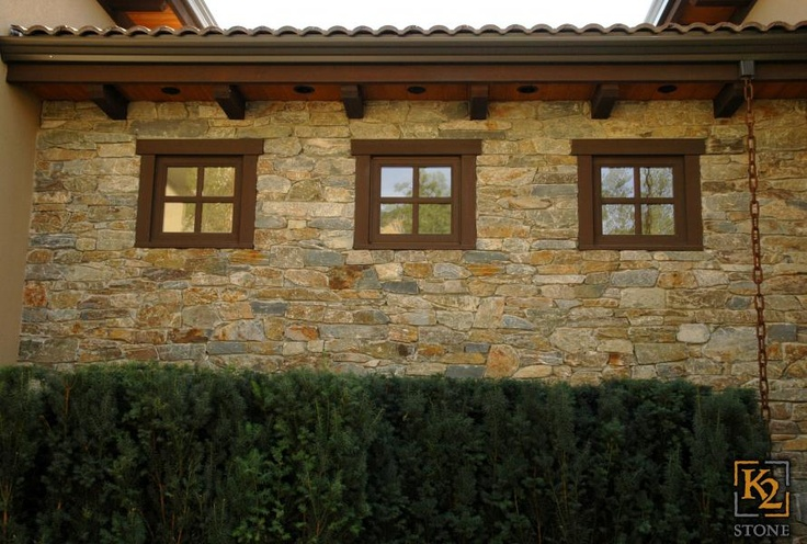 Palladium Stone Around Window : Images about exterior house color on pinterest
