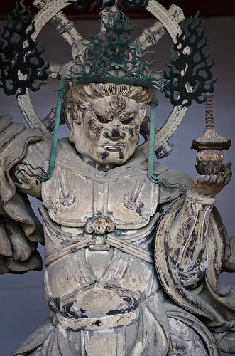 buddhist art in japan Buddhism was officially transmitted to japan in 525, when the monarch of the  korean kingdom of baekje sent a mission to japan with gifts, including an image  of.