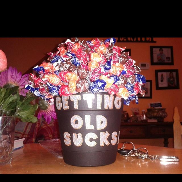 Turning  Birthday Cake Ideas
