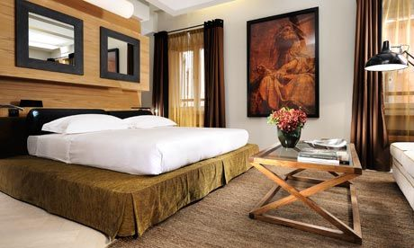 10 of the best boutique hotels in Rome | Travel | The Guardian: Hotel St George!!!!!