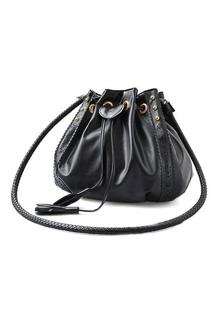Black Shoulder Bag