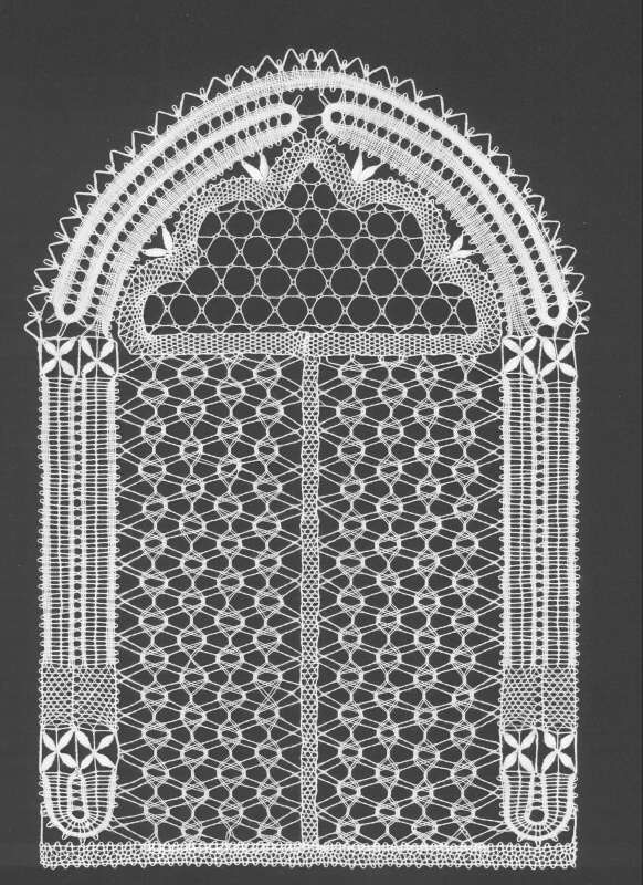 gotický portál