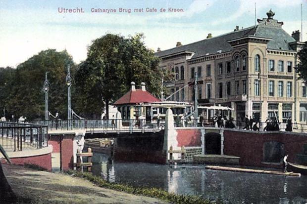 Catharyne Brug, Utrecht, Netherlands