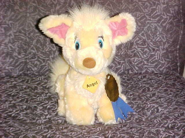 Image result for toy angel lady and the tramp