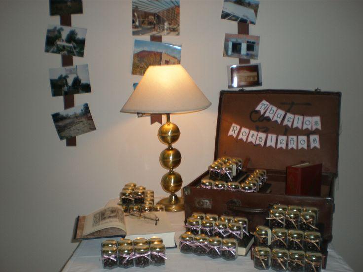 souvenires by Dulcinea de la fuente www.facebook.com/dulcinea.delafuente   #fiesta #festejo #cumpleaños #mesadulce#fuentedechocolate #agasajo# #candybar  #tamatización #personalizado #souvenir #party box #regalos personalizados #catering finger food#catering de té y chocolate