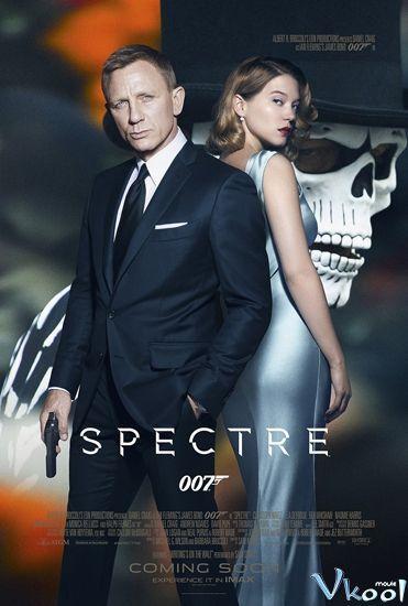 Phim Điệp Viên 007: Bóng Ma 2015