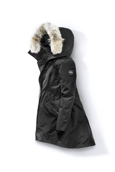Canada Goose-Parka Rossclair Black Label                                                                                                                                                                                 More