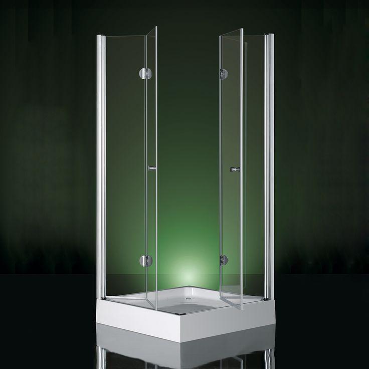 Risultati immagini per box doccia in cristallo Box doccia