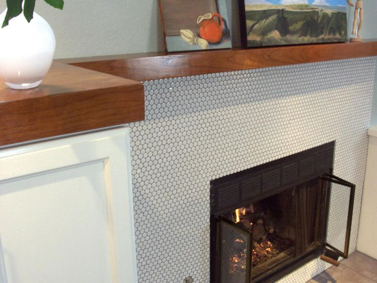 Lovely Mediterranean Tile Fireplace Designs   Google Search