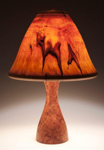 24 Best Lamps Images On Pinterest Wood Lamps Wooden