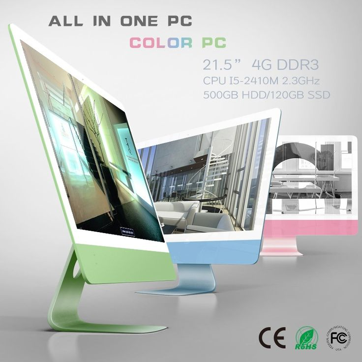 21.5 desktop computer i5 2410 memory 4gb 120gb ssd best pc gaming computer for apple computer