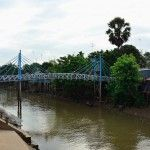 Bridge in Chau Doc. http://www.chaudoctravel.com/2013/03/see-photos-in-chau-doc-an-giang/
