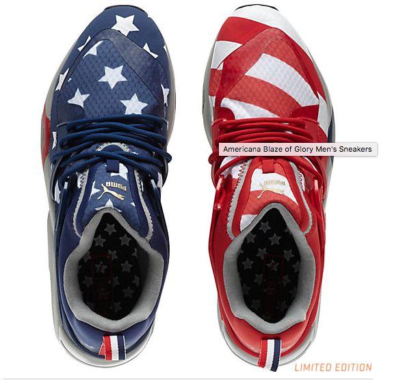 puma blaze of glory americana