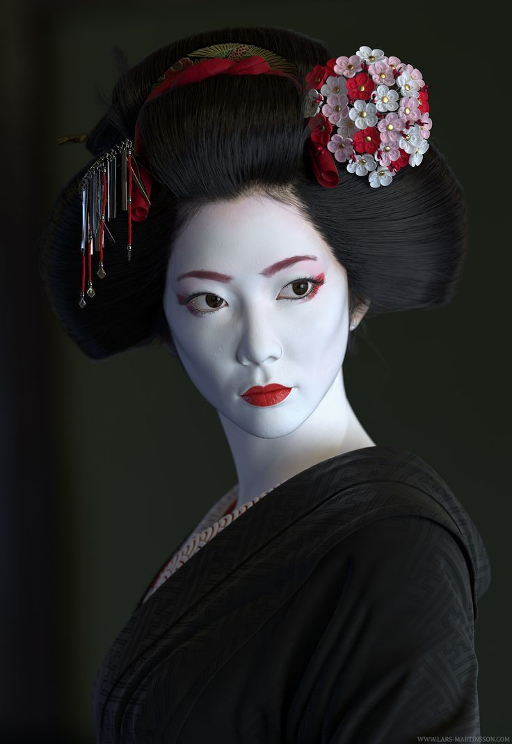 китайская прическа картинки программе принцп