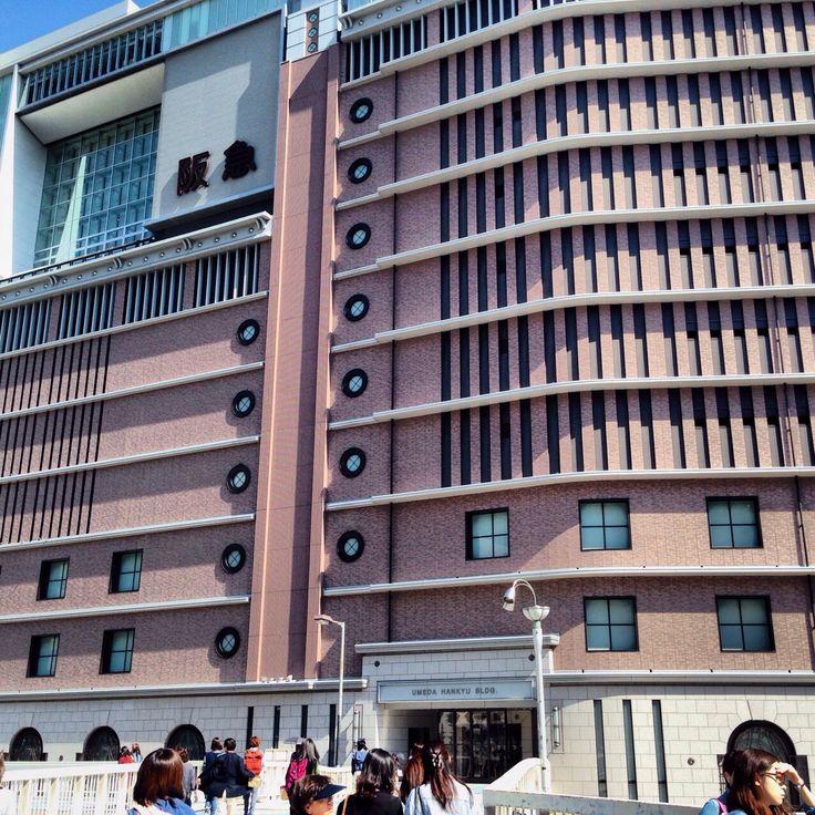 「半沢直樹」梅田阪急ビル 東京中央銀行 大阪西支店
