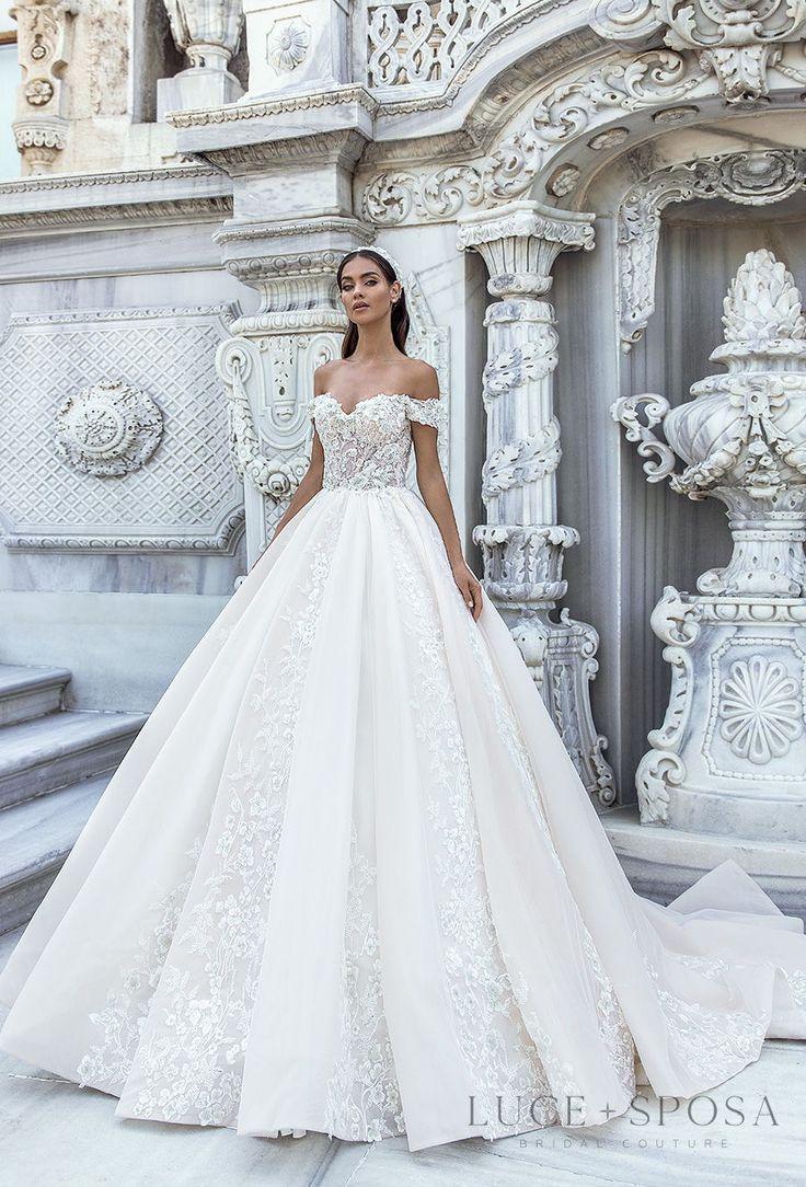 Luce Sposa Spring/Summer 20 Wedding Dresses — 'Istanbul ...