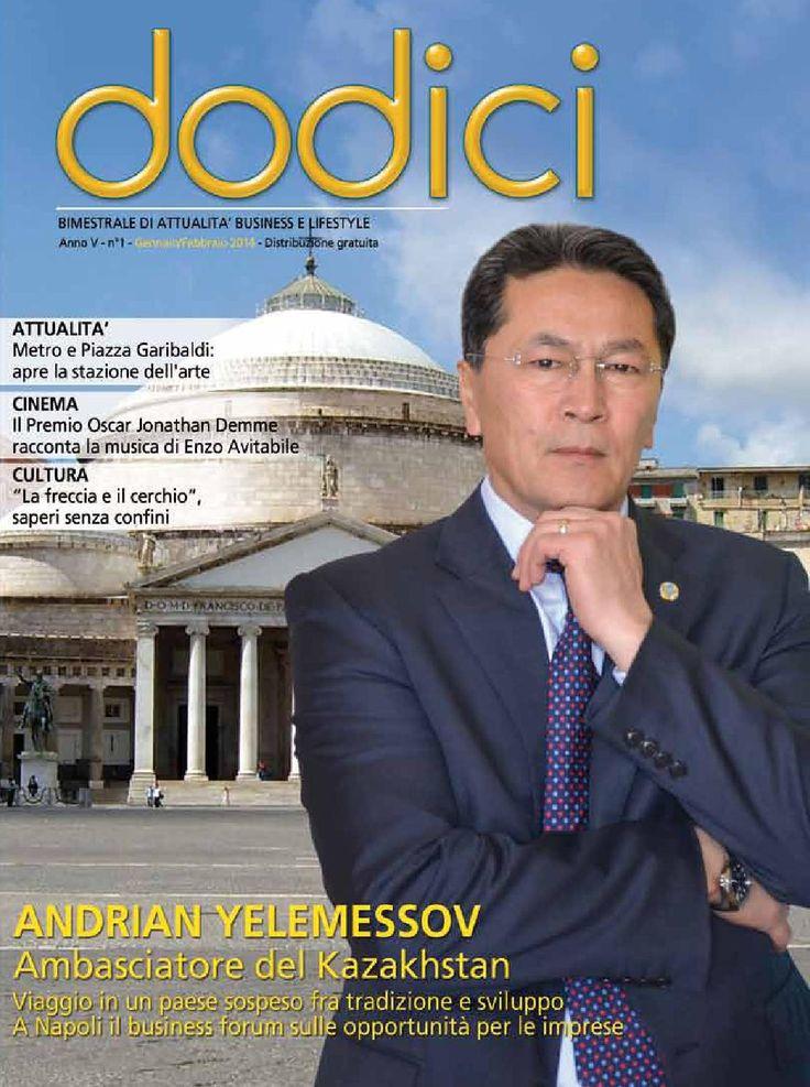 Dodici Magazine 01/2014