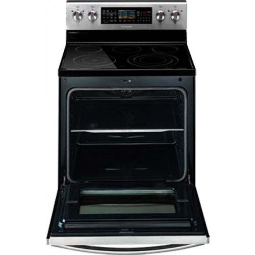 dual convection oven cook samsung 39 s dual convection. Black Bedroom Furniture Sets. Home Design Ideas