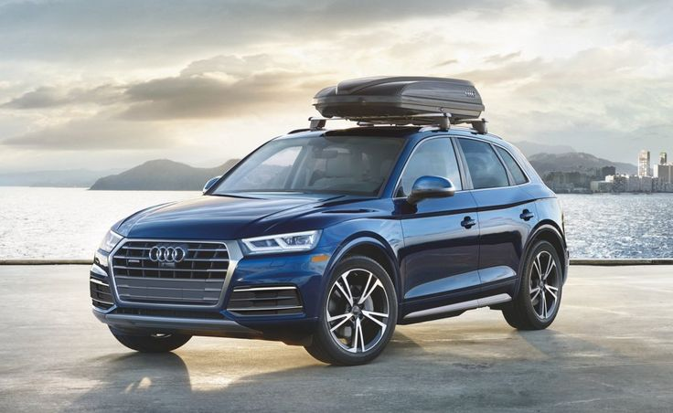 Top Rated 2018 SUVs!