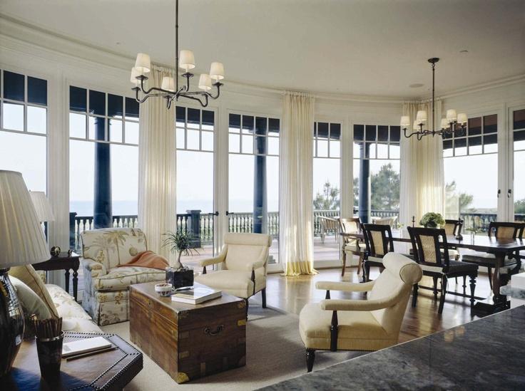 Airy Breakfast Room In A South Carolina Home Interiordesign Luxuryliving Graciousliving