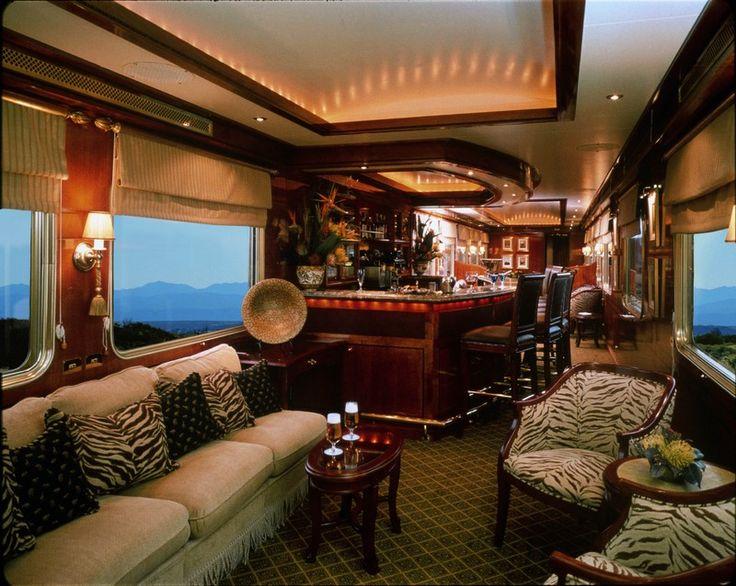 The Blue Train Lounge