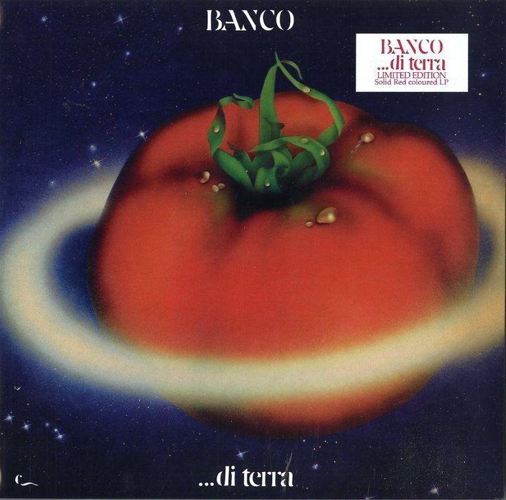 Banco - Di Terra - Limited Ed.  LP Vinile Colorato RED  Nuovo Sigillato