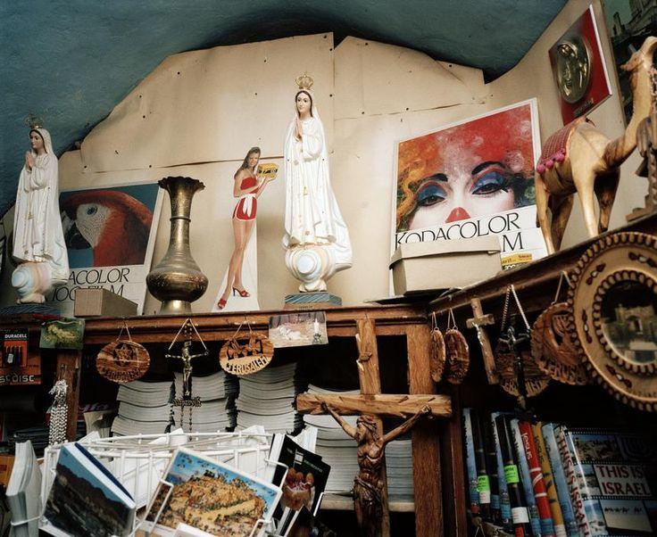"ISRAEL. Nazareth. 1986 Martin Parr, ""Small World"""