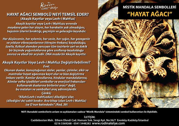 Mistik Mandala Sembolleri: Hayat Ağacı