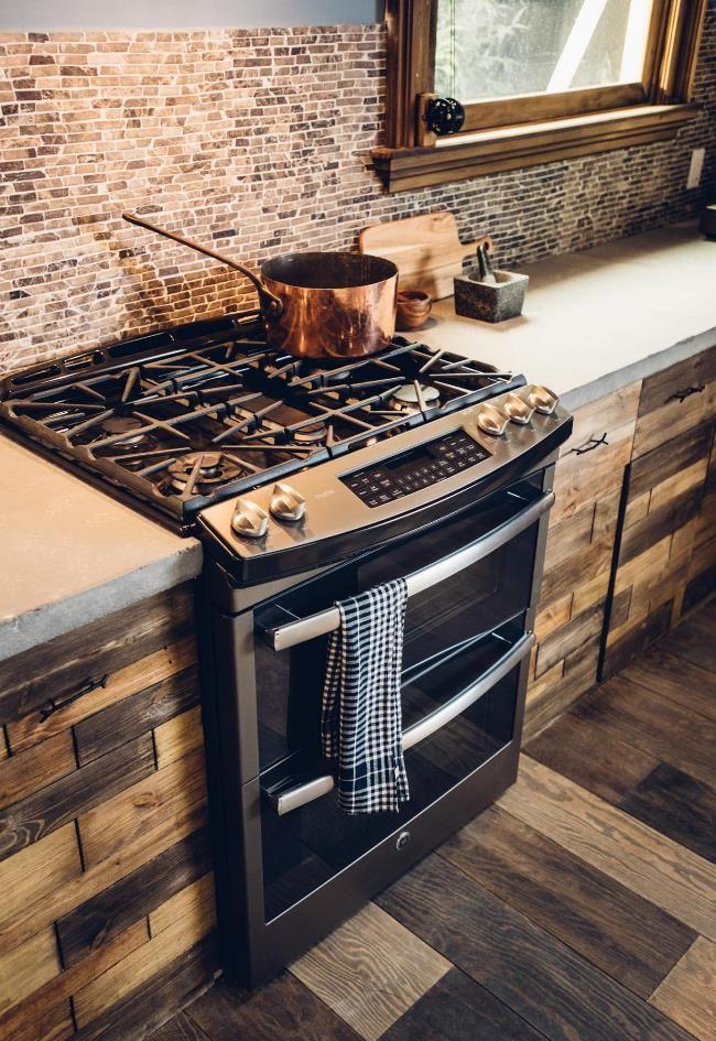 GE Slate Appliances Showcase the Beauty & Not the Fingerprints – Between Naps on the Porch