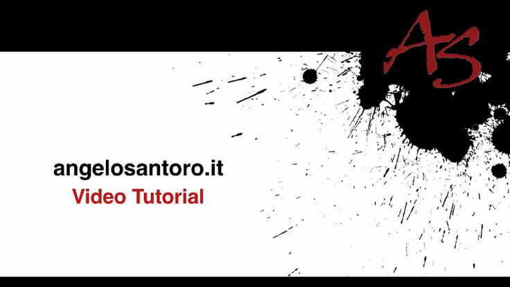 Video tutorial intro