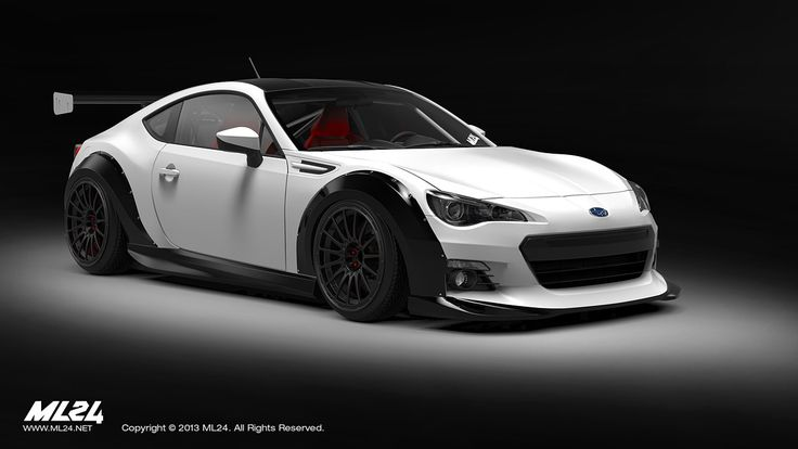 ml24 subaru brz wide body kit for jamacor pinterest galleries subaru and wide body kits. Black Bedroom Furniture Sets. Home Design Ideas