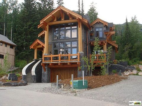 1000 images about timber frame home ideas on pinterest for Log cabin plan con soppalco