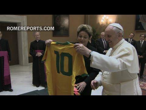 Seis frases futboleras del Papa para hablar de Dios