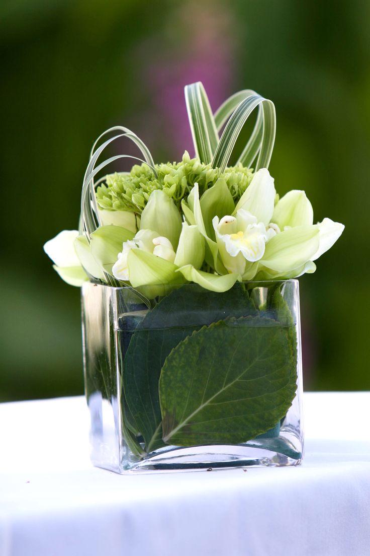 1000 Images About Green Flower Arrangement Ideas On