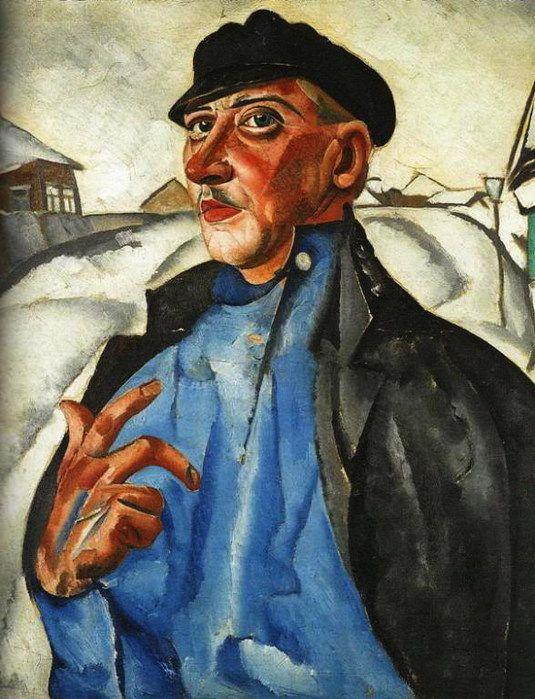 Boris Grigoriev (1886, Rybinsk, near Moscow, Russia ~ 1939, Cagnes-sur-Mer, France)