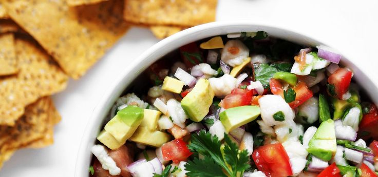 You guys: it's SUMMER! It's time for long days, backyard parties, sundresses, and easy-to-make, delicious-to-eat food. And, this ceviche recipe fits the bill. Are you a little scared to make ceviche at home? Don't be! We promise. It really is super easy. How many times have you overcooked a beautiful filet of salmon on the …