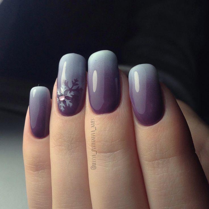 #nail #гельлак #дизайнногтей #nails #дизайнногтей #роспись #фотоногтей #фотобезмасла #идеиманикюра #ногти #маникюр #аппаратныйманикюр #naildesign #nailart #подкутикулу #nailofinstagram #nailsofinstagram #instanails #омбре #фиолетовые
