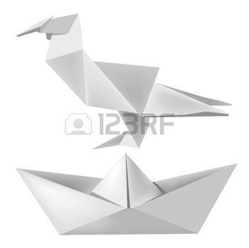 http://us.123rf.com/450wm/chachar/chachar1111/chachar111100005/11326638-illustrazione-di-uccello-piegato-modello-di-carta-e-in-barca.jpg?ver=6